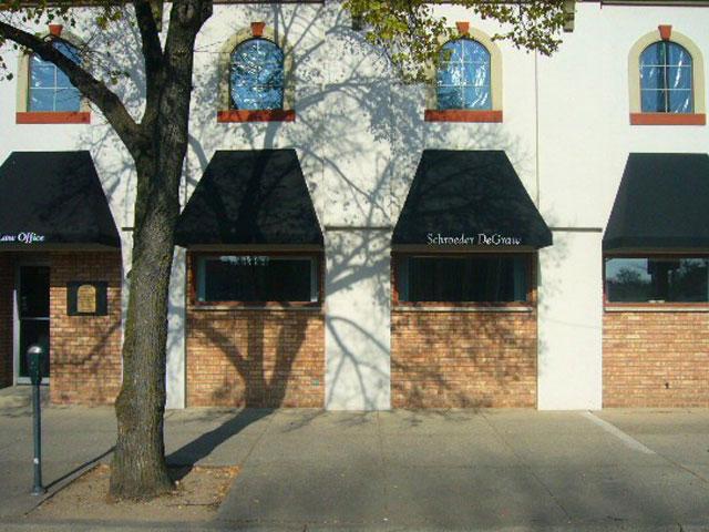 Schroeder-DeGraw building modern